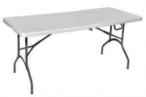Стол для кейтеринга прямоугольный