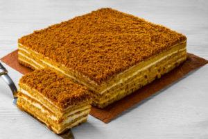Пирожное медовое 120 гр